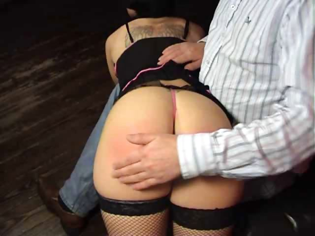 Porn Tube of Spanked Ass