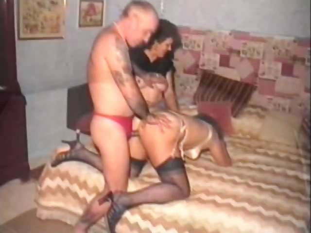 Porno Video of Kinky Foursome