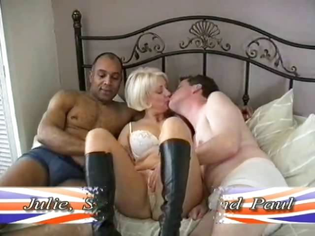 Porn Tube of Hot Foursome