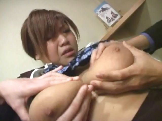 Porno Video of Really Busty Asian Girl Gets Groped And Has Her Titties Licked