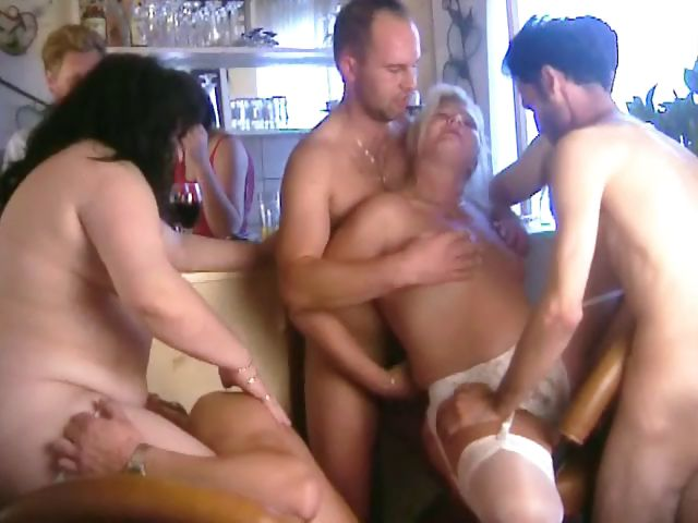 Porno Video of Old German Couples Get Together For Authentic Swingers Porn