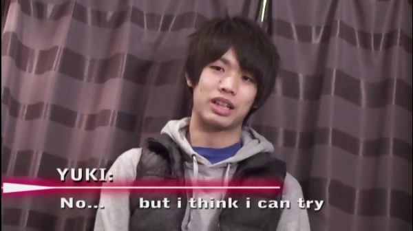 Porno Video of Yuki Straight Japanese Jerk Off