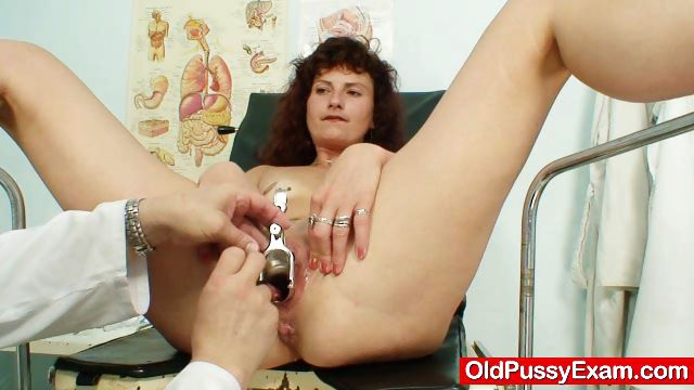 Porn Tube of Redhead Milf Vagina Checkup At Kinky Hospital