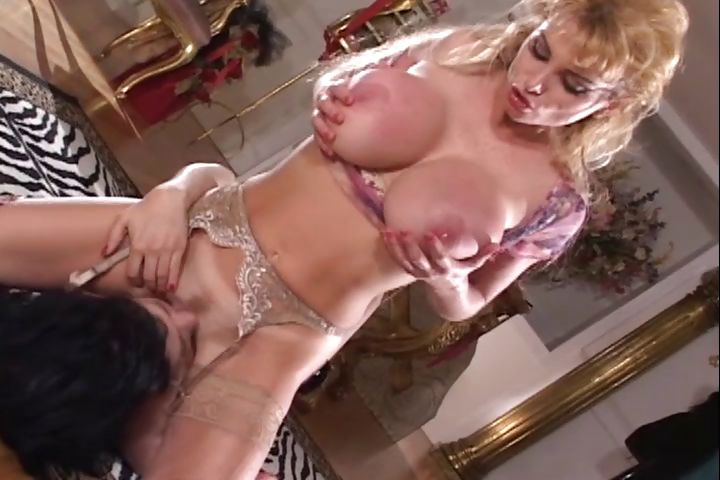 Sex Movie of Two Horny Lesbian Friends Try To One-up Each Other In Bed